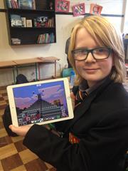 Minecraft in 5th Class