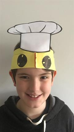 5 th Class Zoom to Make Easter Bonnets