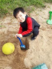 Autumn Adventures In Junior Infants