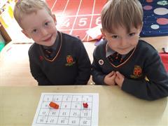 Maths Week in Junior Infants