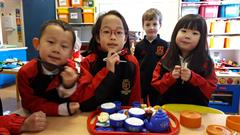 Chinese New Year in Junior Infants