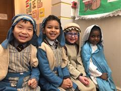 Nativity Play and Hot Chocolate