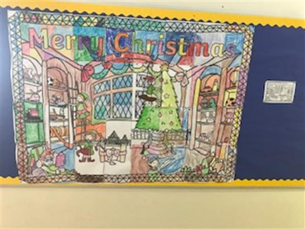 Christmas in 2nd Class