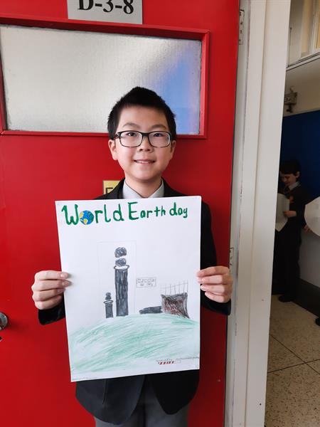Earth Day Posters and Brazilian Wildlife